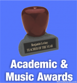 Academic & Music Awards