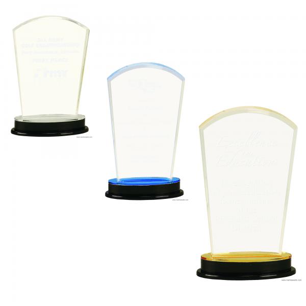 Arch Impress Acrylic awards