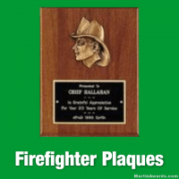 Firefighter Awards