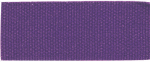 "1 1/2"" Purple Neck Ribbon with Snap Clip"