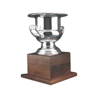 "13"" Silver-Plated Loving Cup"