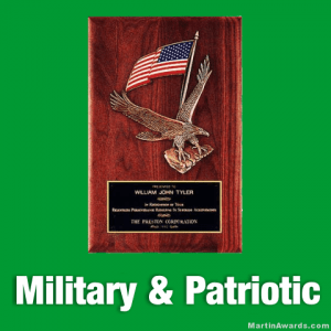 Military & Patriotic Awards