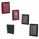Piano Finish Floating Acrylic Awards