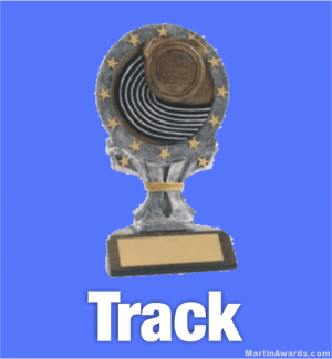 Track Trophies