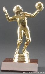 Female Volleyball Trophy