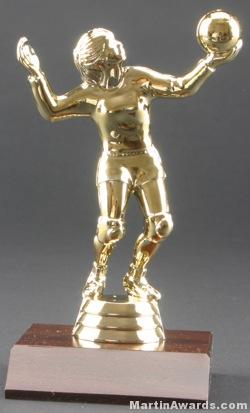 Female Volleyball Trophy 1