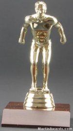 Male Swimmer Trophy