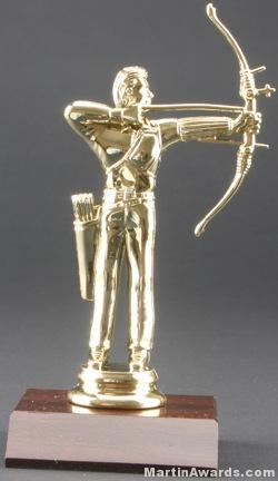 Male Archer Trophy 1