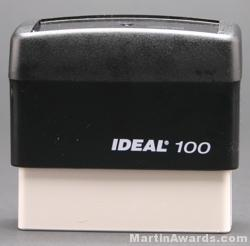 Ideal 100 Custom Rubber Stamps 1