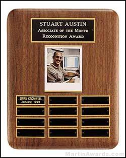 Plaque – Perpetual Plaques with Photo Holder and 12 Plates 1