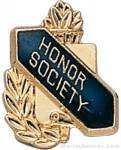 "3/8"" Honor Society School Award Pins"