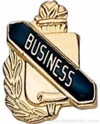 "3/8"" Business School Award Lapel Pins"