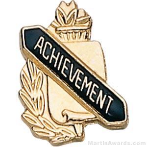 3/8″ Achievement Scholastic Award Pins 1
