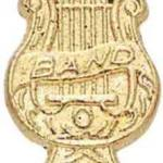 "3/4"" Music Band Chenille Letter Insert Pins"
