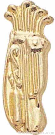 7/8″ Gold Chenille Letter Insert Pins 1