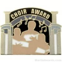 Choir Award Lapel Pin