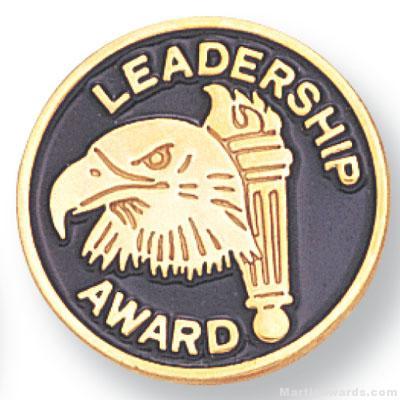 3/4″ Leadership Award Lapel Pin 1