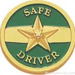 3/4″ Safe Driver Enameled Lapel Pins 1