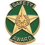 9/16″ Service Recognition Award Pins Enameled Lapel Pins 1
